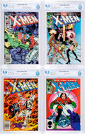 Modern Age (1980-Present):Superhero, X-Men CBCS-Graded Group of 10 (Marvel, 1979-85) Condition: CBCSVF/NM 9.0 except as noted.... (Total: 10 Comic Books)