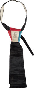 Political:3D & Other Display (1896-present), William Jennings Bryan: 1896 Campaign Necktie....