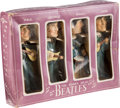 "Miscellaneous Collectibles:General, 1964 ""The Bobb'n Head Beatles"" Nodder Set in Original Packagingwith Rare Insert. ..."