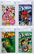 Modern Age (1980-Present):Superhero, X-Men CBCS-Graded Group of 11 (Marvel, 1982-84) Condition: CBCS NM9.4.... (Total: 11 Comic Books)
