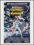 "Movie Posters:James Bond, Moonraker (United Artists, 1979). Promotional Poster (20.5"" X 27"").James Bond.. ..."