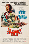 """Movie Posters:Western, Alvarez Kelly & Others Lot (Columbia, 1966). Posters (5) (40"""" X 60"""") & One Sheet (27"""" X 41""""). Western.. ... (Total: 6 Items)"""