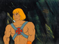 Animation Art:Production Cel, He-Man and the Masters of the Universe Production Cel,Animation Drawings, and Production Folder Group of 4 (Filmation...(Total: 5 Items)
