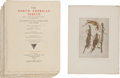 """Photography:Studio Portraits, Edward S. Curtis: Two Volumes of """"The North American Indian"""".... (Total: 2 Items)"""