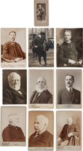 Photography:Cabinet Photos, Leaders of American Business and Industry: A Very Fine Grouping ofTwenty-one Photos....