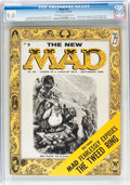 Magazines:Mad, MAD #25 (EC, 1955) CGC VF/NM 9.0 Off-white to white pages....