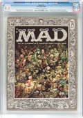 Magazines:Mad, MAD #27 (EC, 1956) CGC VF+ 8.5 Off-white to white pages....