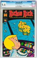 Bronze Age (1970-1979):Humor, Richie Rich #89 File Copy (Harvey, 1970) CGC NM 9.4 Off-white towhite pages....