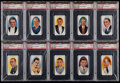Non-Sport Cards:Sets, 1936 Lambert & Butler Dance Band Leaders Complete Set (25). ...
