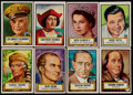 Non-Sport Cards:Sets, 1952 Topps Look-N-See Partial Set (62/135). ...