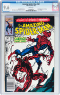 Modern Age (1980-Present):Superhero, The Amazing Spider-Man #361 (Marvel, 1992) CGC NM+ 9.6 Whitepages....