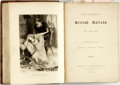 Books:Music & Sheet Music, [Music]. George Barnett Smith, editor. Illustrated British Ballads Old and New, Vol. I. London: Cassell and Comp...