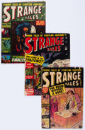 Golden Age (1938-1955):Science Fiction, Strange Tales Group of 6 (Atlas, 1952-62) Condition: Average FR....(Total: 6 Comic Books)