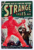 Golden Age (1938-1955):Horror, Strange Tales #26 (Atlas, 1954) Condition: VG....