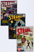 Golden Age (1938-1955):Science Fiction, Strange Tales Group of 6 (Atlas, 1955-60) Condition: Average VG....(Total: 6 Comic Books)