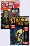 Golden Age (1938-1955):Science Fiction, Strange Tales #41 and 62 Group (Atlas, 1955-57).... (Total: 2 ComicBooks)