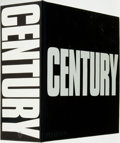 Books:Photography, [Photography]. Bruce Bernard, editor. Century: One Hundred Years of Progress, Regression, Suffering, and Hope. [Lond...