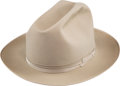 Political:Presidential Relics, Dwight D. Eisenhower: Gifted Stetson-style Hat....