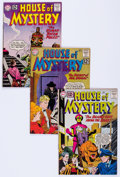 Silver Age (1956-1969):Horror, House of Mystery Group of 34 (DC, 1962-67) Condition: AverageVG/FN.... (Total: 34 Comic Books)