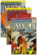 Silver Age (1956-1969):Horror, Adventures Into The Unknown Group (ACG, 1961-66).... (Total: 5Comic Books)