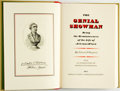 Books:Biography & Memoir, Walter Muir Whitehill, introduction. SIGNED/LIMITED. Edward P.Hingston. The Genial Showman Being the Reminiscences of t...