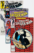 Modern Age (1980-Present):Superhero, The Amazing Spider-Man Group of 15 (Marvel, 1983-89) Condition:Average VF.... (Total: 15 Comic Books)
