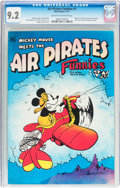 Bronze Age (1970-1979):Alternative/Underground, Air Pirates Funnies #1 (Hell Comics Group, 1971) CGC NM- 9.2 Off-white to white pages....