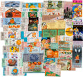 Football Collectibles:Tickets, 1939-92 Orange Bowl Fulls and Tickets Stubs Run of 41....