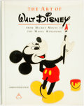 Books:Art & Architecture, [Disney]. Christopher Finch. The Art of Walt Disney: From Mickey Mouse to the Magic Kingdoms. New York: Harry N....