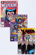 Modern Age (1980-Present):Superhero, X-Men Related Modern Age Group (Marvel, 1990s) Condition: AverageVF.... (Total: 16 Comic Books)