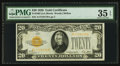 Small Size:Gold Certificates, Fr. 2402 $20 1928 Gold Certificate. PMG Choice Very Fine 35 EPQ.. ...