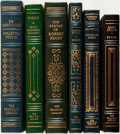 Books:Fine Bindings & Library Sets, [Fine Binding & Library Sets]. Group of Six Poetry Titles. Various publishers and dates.... (Total: 6 Items)