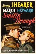 "Movie Posters:Romance, Smilin' Through (MGM, 1932). One Sheet (27"" X 41"") Style D.. ..."