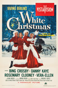 """Movie Posters:Musical, White Christmas (Paramount, 1954). One Sheet (27"""" X 41"""").. ..."""