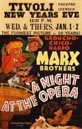 """Movie Posters:Comedy, A Night at the Opera (MGM, 1935). Window Card (14"""" X 22"""").. ..."""