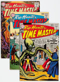 Silver Age (1956-1969):Science Fiction, Rip Hunter Time Master Group of 6 (DC, 1961-65) Condition: AverageVF.... (Total: 6 Comic Books)