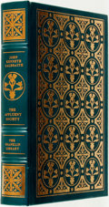 Books:Fine Bindings & Library Sets, John Kenneth Galbraith. SIGNED. The Affluent Society. Franklin Center: The Franklin Library, 1978....