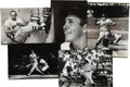 Baseball Collectibles:Photos, 1970's Collection of 50 Oversized Photographs from The BrooksRobinson Collection. ...