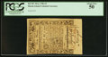 Colonial Notes:Rhode Island, Rhode Island May 1786 £3 PCGS About New 50.. ...