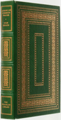 Books:Fine Bindings & Library Sets, Joan Didion. SIGNED. The Book of Common Prayer. Franklin Center: The Franklin Library, 1981....