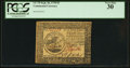 Colonial Notes:Continental Congress Issues, Continental Currency September 26, 1778 $5 PCGS Very Fine 30.. ...