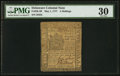Colonial Notes:Delaware, Delaware May 1, 1777 5s PMG Very Fine 30.. ...