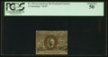 Fractional Currency:Second Issue, Fr. 1316 50¢ Second Issue PCGS About New 50.. ...