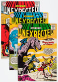 Silver Age (1956-1969):Horror, Tales of the Unexpected Group of 20 (DC, 1960-68) Condition:Average FN.... (Total: 20 Comic Books)