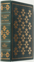 Books:Fine Bindings & Library Sets, Irwin Shaw. SIGNED. The Young Lions. Franklin Center: The Franklin Library, 1979....