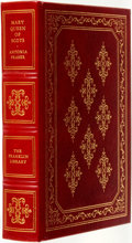 Books:Fine Bindings & Library Sets, Antonia Fraser. SIGNED. Mary Queen of Scots. Franklin Center: The Franklin Library, 1981....