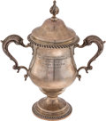 Political:3D & Other Display (1896-present), [Jacqueline Bouvier Kennedy]: East Hampton Riding Club Trophy....
