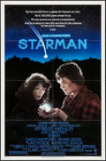 "Movie Posters:Science Fiction, Starman & Other Lot (Columbia, 1984). One Sheets (2) (27"" X41"") SS Regular and Advance. Science Fiction.. ... (Total: 2 Items)"