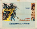 """Movie Posters:Western, The Magnificent Seven (United Artists, 1960). Half Sheet (22"""" X 28"""") Style B. Western.. ..."""