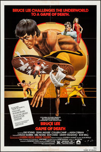 "Game of Death (Columbia, 1979). One Sheet (27"" X 41""). Action"